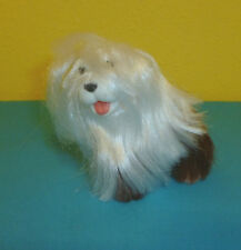 Citi Toy  Dog Figure 1989 Sheepdog