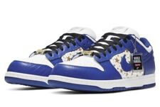 Nike SB Dunk low Supreme Hyper Blue  EU 42.5