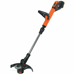 Black and Decker STC1820PC 18v Cordless Grass Trimmer 280mm No Batteries