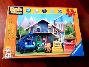 35 Pieces Puzzle - Bob Builds The Builder - Ravensburger