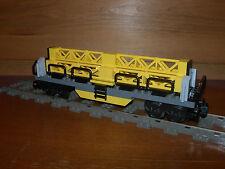 Lego Train Flatbed Car Custom City 9V RC Power Functions w/ 6 Girders 60052 7939