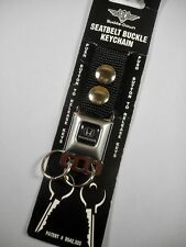 NEW SEATBELT KEYCHAIN - HONDA MOTORS - MADE IN USA