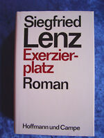"""""""Exerzierplatz"""" von Siegfried Lenz"""