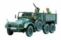 Tamiya 1/35 Military Miniature Series No.317 German Army Krupp Purottsue Kf