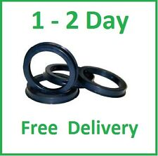 SPIGOT RINGS - 57.1 - 66.6 AUDI MERCEDES VW set of 4