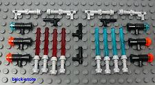 LEGO® Star Wars (Nr.1) Laserschwerter / Waffen  / Set