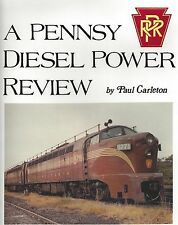 A PENNSY DIESEL Power Review: Diesel power development on the PRR, LAST NEW BOOK