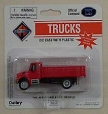 Boley HO 1/87 International 4300 Red Stake Bed Truck 412311