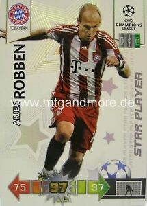 Adrenalyn XL Champions League 10/11 Arjen Robben S