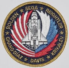 Ricamate patch spaziale NASA sts-60 dello Space Shuttle Discovery... a3026