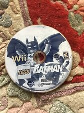 Wii Lego Batman The Videogame Disc Only