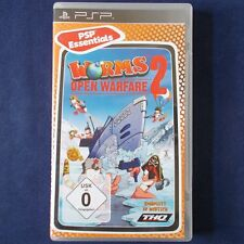 PSP - Playstation Portable ► Worms: Open Warfare 2 ◄
