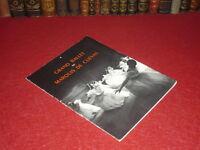 [BALLETS DANSE] GRAND BALLET MARQUIS DE CUEVAS 1954 Photographies Rare Programme