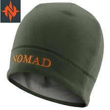 Nomad Outdoors Green Fleece Hunting Fishing Camping Beanie Hat NEW NWT