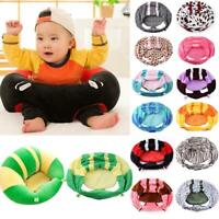 Portable Infants Support Seat Cover Sit Up Soft Sofa Baby Plush Chair Cushion