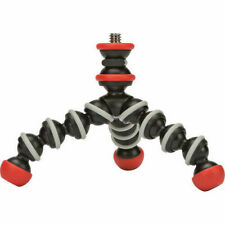 Nuevo JOBY Ventosa y Gorillapod Brazo de montaje de cámara del trípode soporte Rojo jb01329