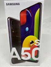 """Samsung Galaxy A50s **6GB RAM**128GB SM-A507/DS Dual Sim (UNLOCKED) 6.4"""" BLACK"""