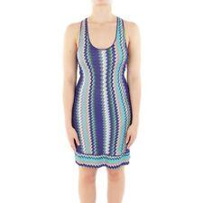 Missoni Mare Vestito di Maglia Tgl De 38 It 44 Multicolore Donna Vestito Robe