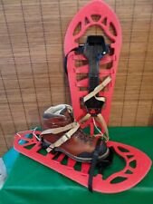 "RARE! VINTAGE FOLLY'S FRENCH BREVETE Military SNOWSHOES 26 x 10 1/2""  France"