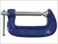 Faithfull FAIHC2 Aficionados Abrazadera 51mm (2in)