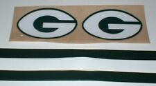 GREEN BAY PACKERS FULL SIZE FOOTBALL DECALS