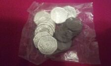 20 x WWF 2011 50p Fifty Pence Coins in a Sealed Bag Uncirculated Extremely Rare