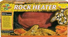 Reptile Heat Rock Terrarium Heater Heating Lizard Snakes Pet Standard Size Rock