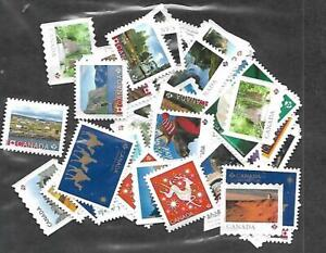50p stamps uncancelled from Canada   55