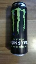 1 plena Energy Drink lata 553ml Mega Monster Chequia full can coca cola verde