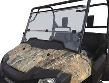 Moose UTV Full Folding Clear Windshield for 14-19 Honda Pioneer 700 700-4