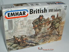 EMHAR 3501. WW1 BRITISH INFANTRY. 1/35 scale