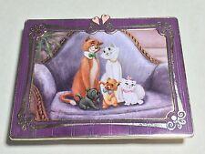 Disney Classics HTF Aristocats Family Portrait Jumbo Family Frame Pin Marie Cat