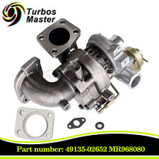 TF035 Turbo Charger for Mitsubishi L200 Pajero III 2.5L 4D56 49135-02652 Sale!