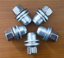 Land Rover Discovery 3 Wheel Nuts set of 5 + FREE Workshop Manual CD