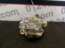 Audi A3 2008 8P OSF Driver Side Front Door Lock 4F2837016B