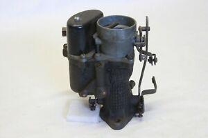 Original 1930's 1940's Chevrolet 216 Six Cylinder Carter W-1 Carburetor 1BBL GM