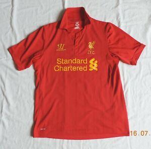 LIVERPOOL FC Warrior Home Shirt 2012/13 (M)