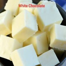 Gourmet White Chocolate Fudge~ Hand-Crafted by Forever Fudge Dude (1 pound)