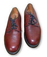 Mens Alden Burgundy Foot Balance System C.D.I Burgundy Dress Shoes Size US 8