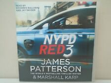 James Patterson: NYPD RED3 (Audio CDs)