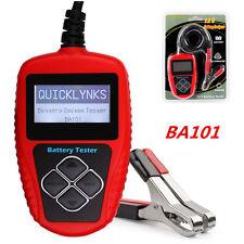 Ancel 12V Auto Car Load Battery Tester Digital Analyzer Tool 100-2000CCA BA101