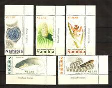 Namibia  Michelnummer 1097 - 1101 postfrisch (Übersee::23612 )