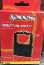 OKI 42377801 OKIDATA Microline 420 490 720 790 ML 400 Series black Inking Ribbon