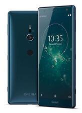 Sony Xperia XZ2 - 64 Go - Vert Profond (SIM unique)
