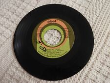 SKIP MAHOANEY & THE CASUALS BLESS MY SOUL/HAPPILY EVER AFTER ABET 9466