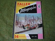 Faller ams   - Magazin Nr. 14