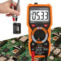 Digital Multimeter temperaturmesser  True RMS Tester  20A