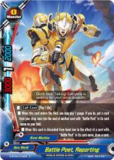 Buddyfight x 4 Battle Poet, Reporting [D-BT04/0104EN C] English Mint Future Card