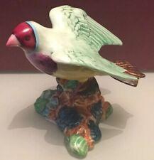 Beswick Bird Gouldian Finch Wings Out Model 1178
