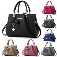 Ladies Fashion Handbags Shoulder Purse Women Crossbody Leather Tote Designer Bag